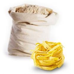 Pâtes et la farine