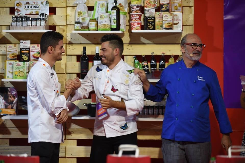 La ricetta di chef Rufo a San Vito Lo Capo